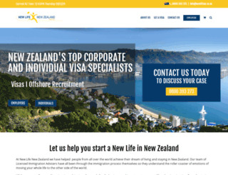 newlifeglobal.com screenshot
