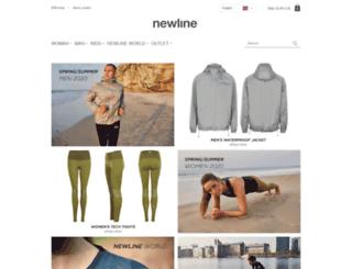 newlinesport.com screenshot