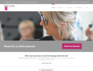 newlookhairdressers.nl screenshot