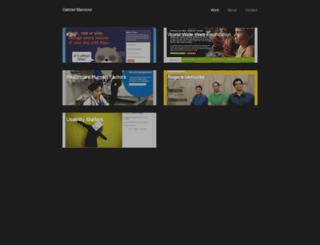 newmediarts.ca screenshot