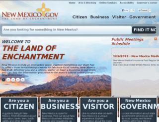 newmexico.sks.com screenshot