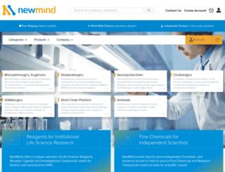 newmind.com screenshot
