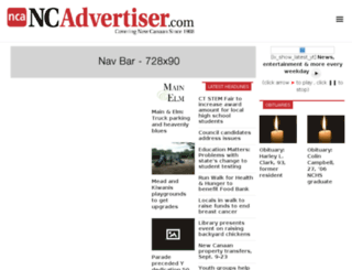 newnewcanaan.hanewsmedia.com screenshot