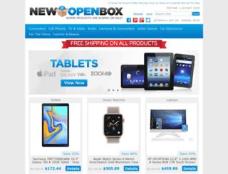 newopenbox.com screenshot