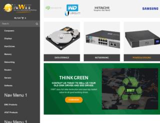 neworldit.com screenshot