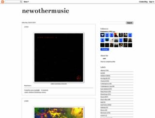 newothermusic.blogspot.com screenshot
