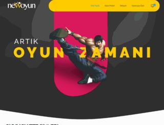 newoyun.com screenshot