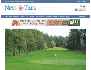 newportnewstimes.com screenshot