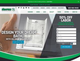 newpro.com screenshot