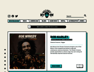 newreleasesnow.com screenshot