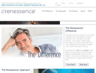 newrennessence.wpengine.com screenshot