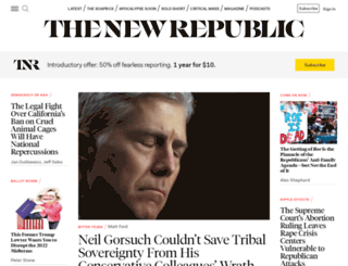 newrepublic.com screenshot