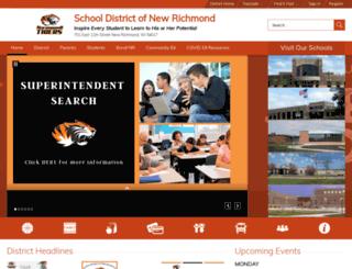 newrichmond.k12.wi.us screenshot