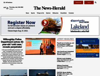 news-herald.com screenshot