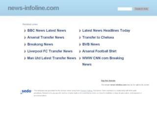news-infoline.com screenshot