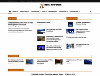 news-insurances.com screenshot