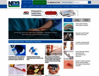 news-medical.net screenshot