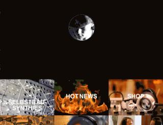 news-music.de screenshot