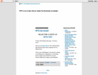 news-nftu.blogspot.com screenshot