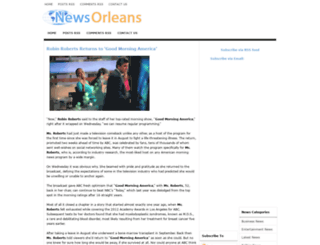 news-orleans.blogspot.com screenshot