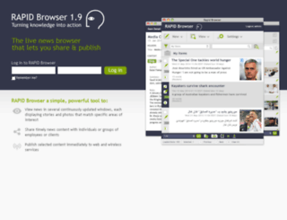 news.alquds.com screenshot