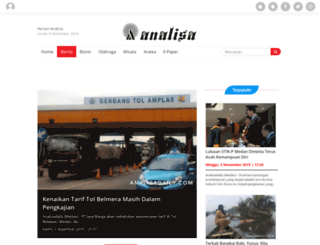 news.analisadaily.com screenshot