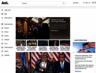 news.aol.com screenshot