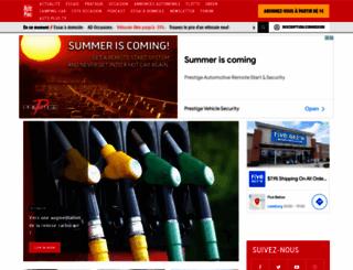 news.autoplus.fr screenshot