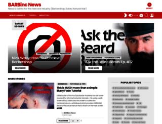 news.barbinc.com screenshot