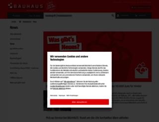 news.bauhaus.info screenshot