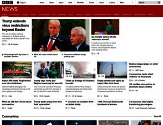 news.bbc.co.uk screenshot