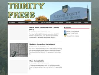 news.btcatholic.org screenshot