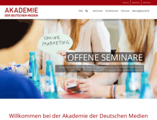 news.buchakademie.de screenshot