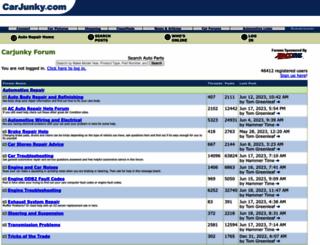 news.carjunky.com screenshot