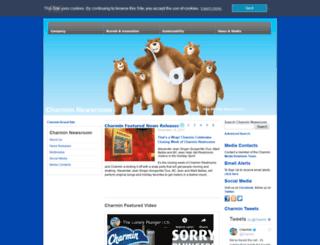 news.charmin.com screenshot