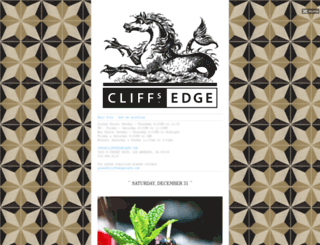 news.cliffsedgecafe.com screenshot