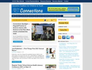 news.coconinokids.org screenshot