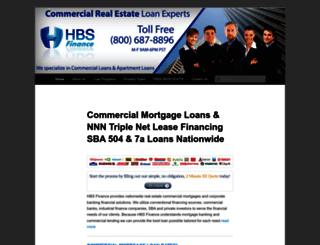 news.commercialloandepot.com screenshot