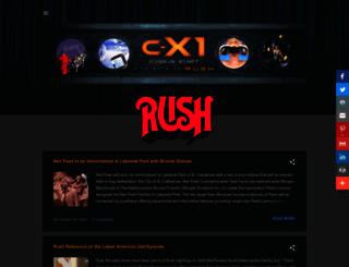 news.cygnus-x1.net screenshot