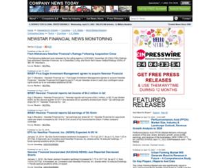 news.einnews.com screenshot