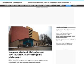 news.enquirer.com screenshot