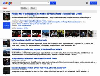news.google.co.cr screenshot