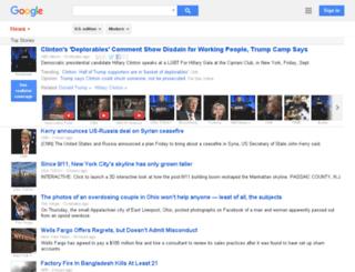 news.google.lk screenshot