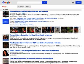 news.google.lu screenshot