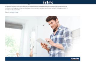 news.idealo.fr screenshot