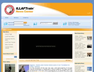news.illaf.net screenshot