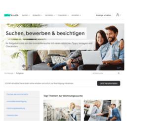 news.immobilienscout24.de screenshot