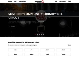 news.innamoratidellacultura.it screenshot