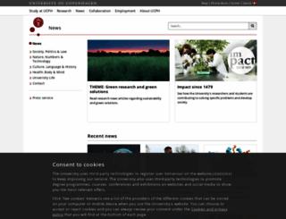news.ku.dk screenshot
