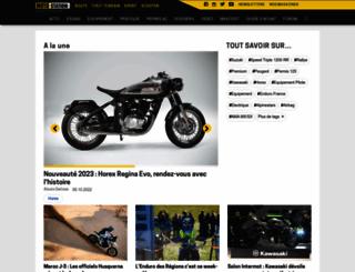 news.moto-journal.fr screenshot